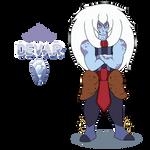Warframe x Steven Universe   Devar by DragonBreath75
