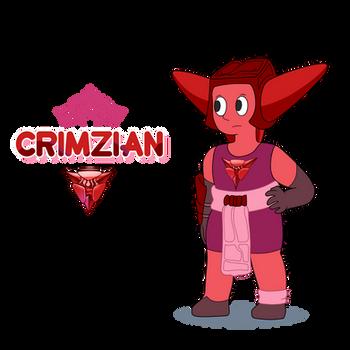 Warframe x Steven Universe   Crimzian by DragonBreath75