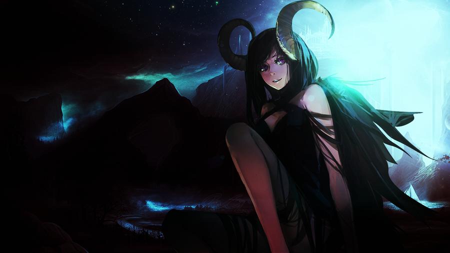 Dark Angel by AwolGFX