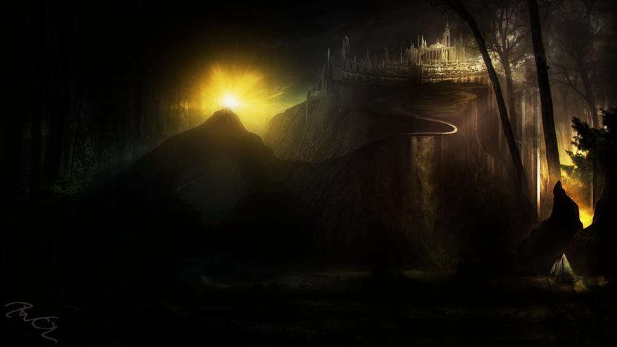 Dark Forest by AwolGFX