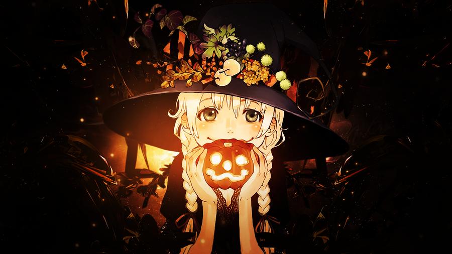 Halloween's Late by AwolGFX
