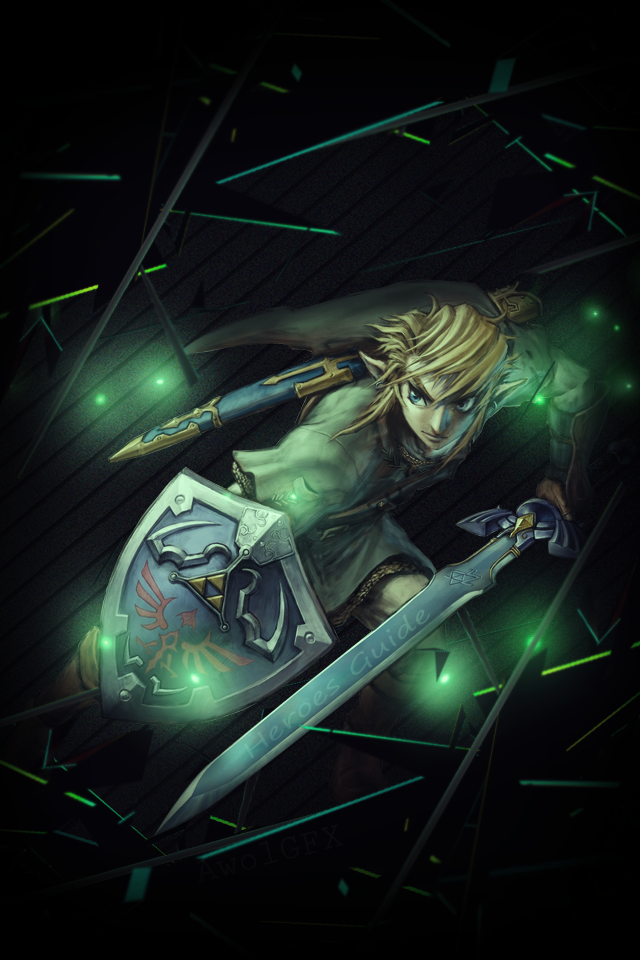 Link by AwolGFX