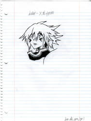Haseo Xth form by Lakesidesoccer