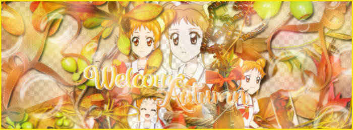 Welcome Autumn by NyoKarrs