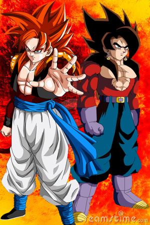 Super Saiyan Level 4 By Dairon11