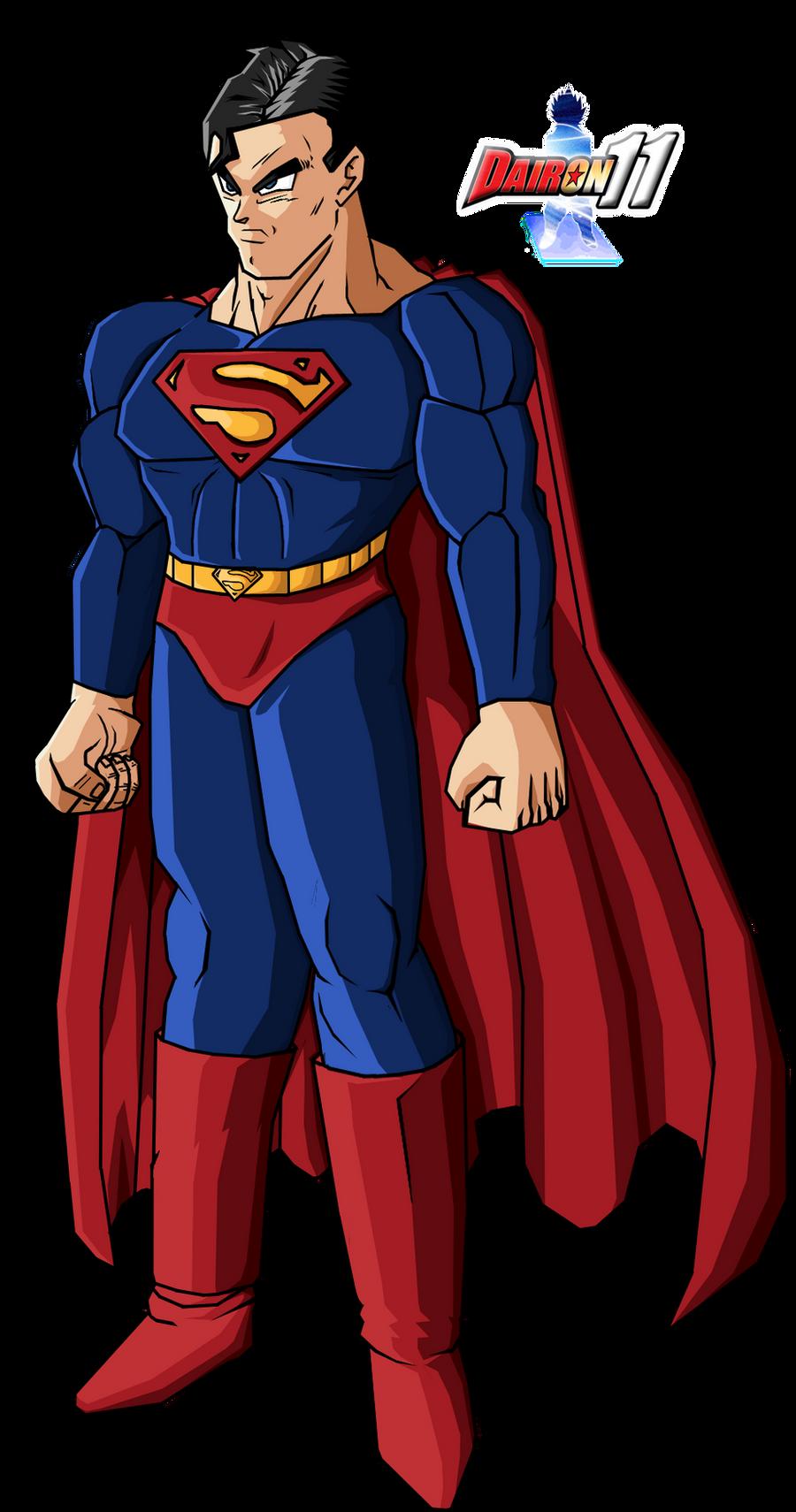 Superman Tenkaichi Style by Dairon11
