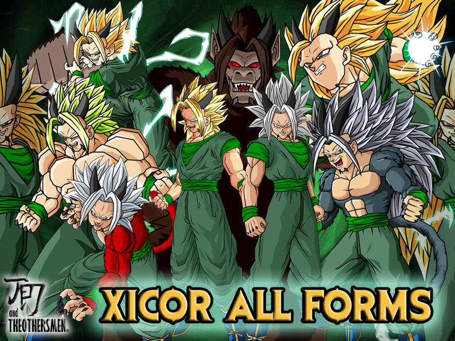 xicor all forms -#main