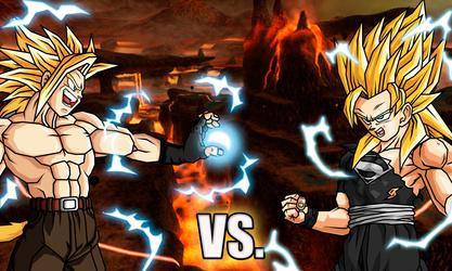 Tenkaichi Battle by Dairon11