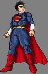 Man of Steel (Tenkaichi Style) by Dairon11