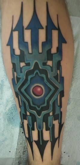 Boyfriend 39 s custom l 39 cie tattoo by rachelxroulette on for Final fantasy 13 l cie tattoo