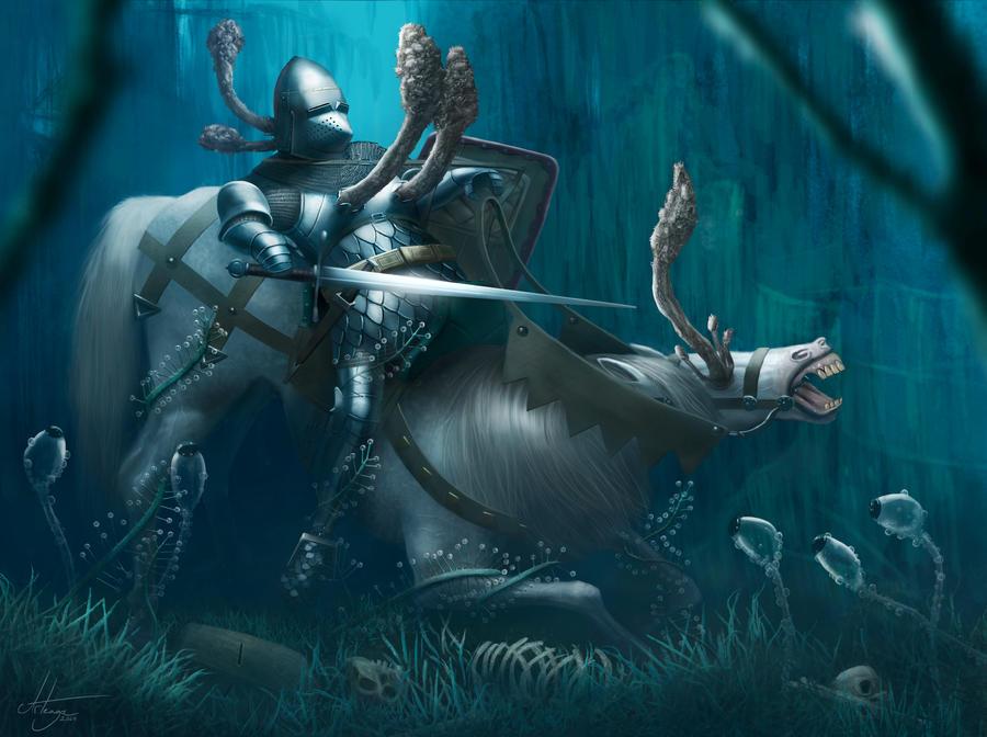 The Nameless Enemy by ArteagaXXI