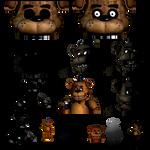 Freddy Fazbear Ultimate Resources