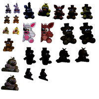 Ultimate Plushie Resource Pack! by RealityWarper45