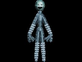 Blue Puppet 2.0 by RealityWarper45