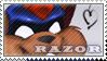 Razor Stamp