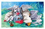 Ponymaru, Lord of the Western Skies