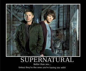 Supernatural by DoomedToFail