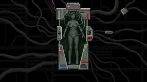 Cryo clone woman