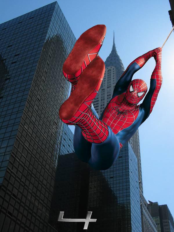spiderman 7 movie poster