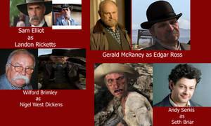 Red Dead Redemption Fan-Cast 2