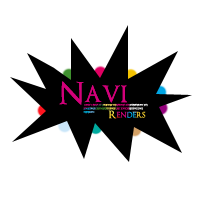 Navi Logo by Lucarity