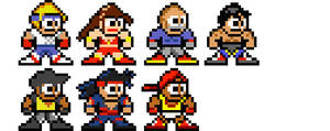 Streets of Rage - MM style
