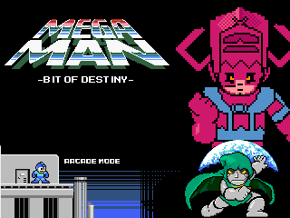 Title Screen edit by chaoticdarkness