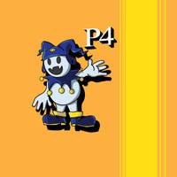 Persona - Jack Frost Vector