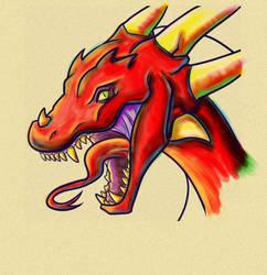 Dragonpractice