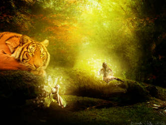 Tigress of the Faires
