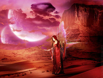 Desert Galaxy Fairy