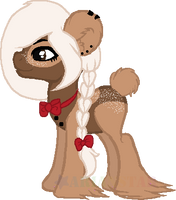 December Advent 2016-Day 1-Gingerbread by Arianstar