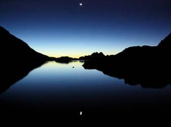 alpine sunrise by spacemanspiff22