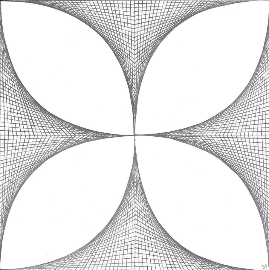 In Line Design : Line design flower by ellypembo on deviantart
