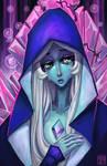 What's the Use of Feeling Blue? Blue Diamond Art