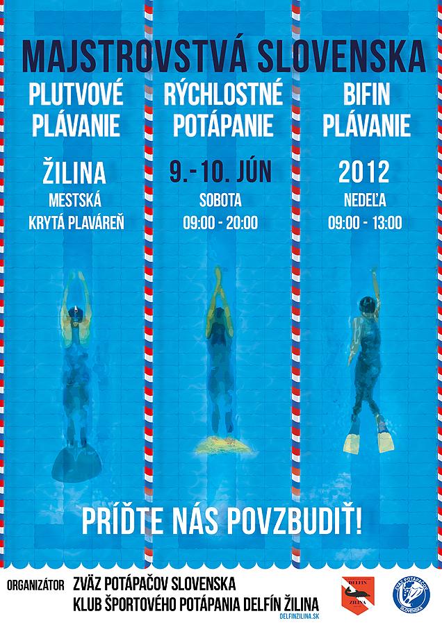 Slovak Swimming Championship by YannisZA