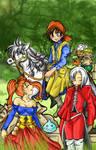 Dragon Quest VIII-Team-