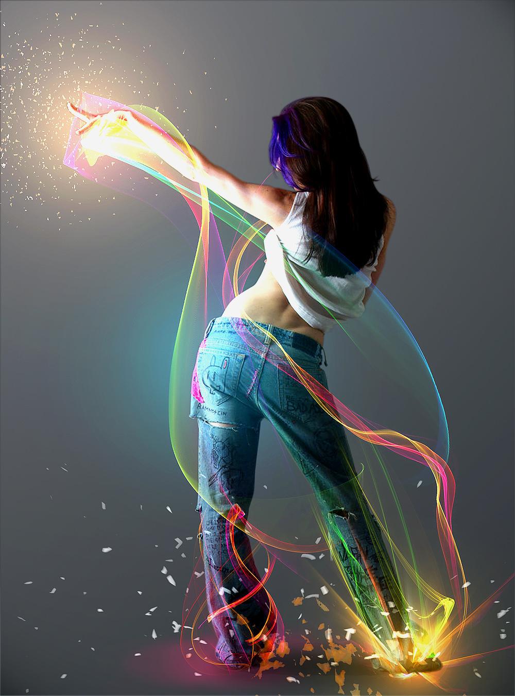 Digital world of photoshop - www.incrediblesnaps.com