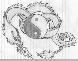 Yin-Yang by Caelemar