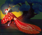 Kabuki Raptor