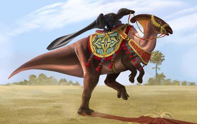 Raptor Race