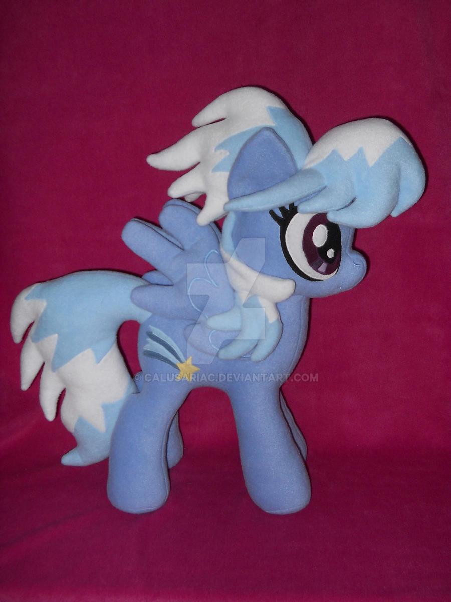 CLOUD CHASER plush pony by MLPT-fan