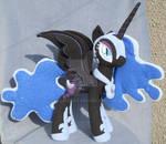 Nightmare Moon plush pony