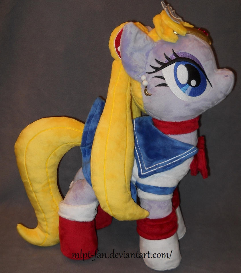 SAILOR MOON pony by MLPT-fan