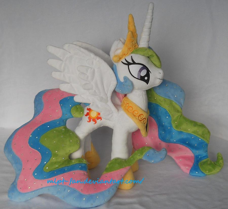 Princess Celestia V2 by MLPT-fan
