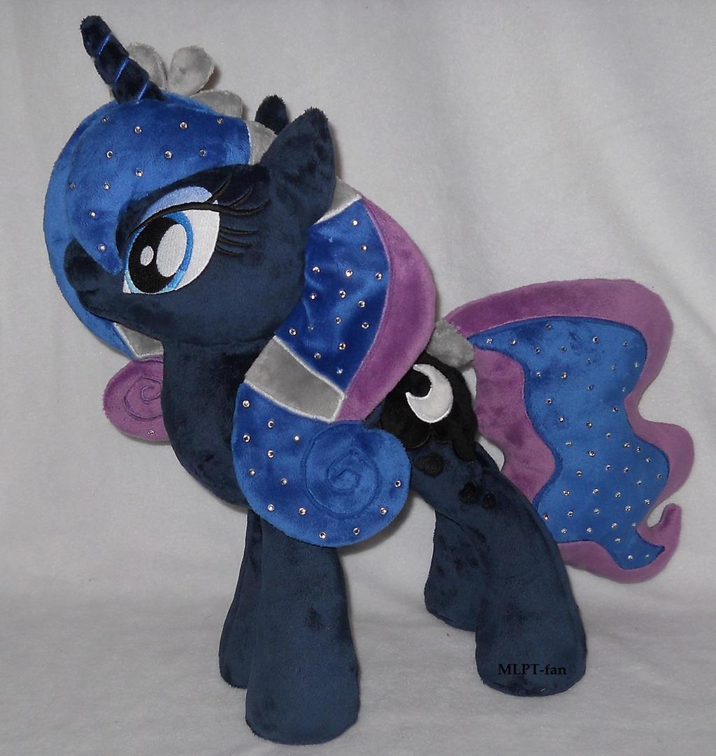 Crystal Princess Luna by MLPT-fan