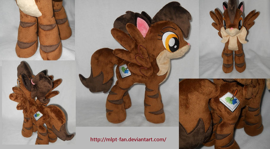 ponified character of CERI BOBCAT more shots by MLPT-fan