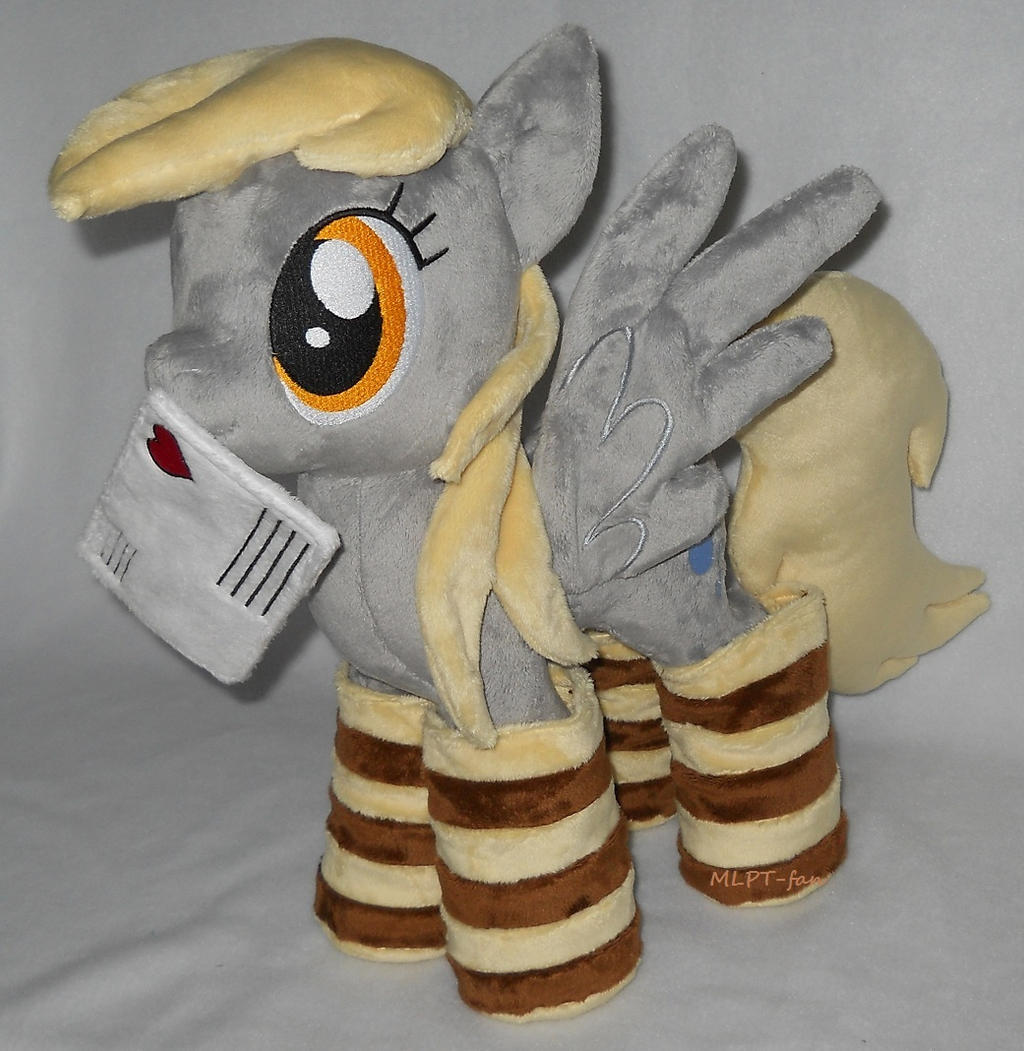 Another one cute DERPY HOOVES for sale! by MLPT-fan