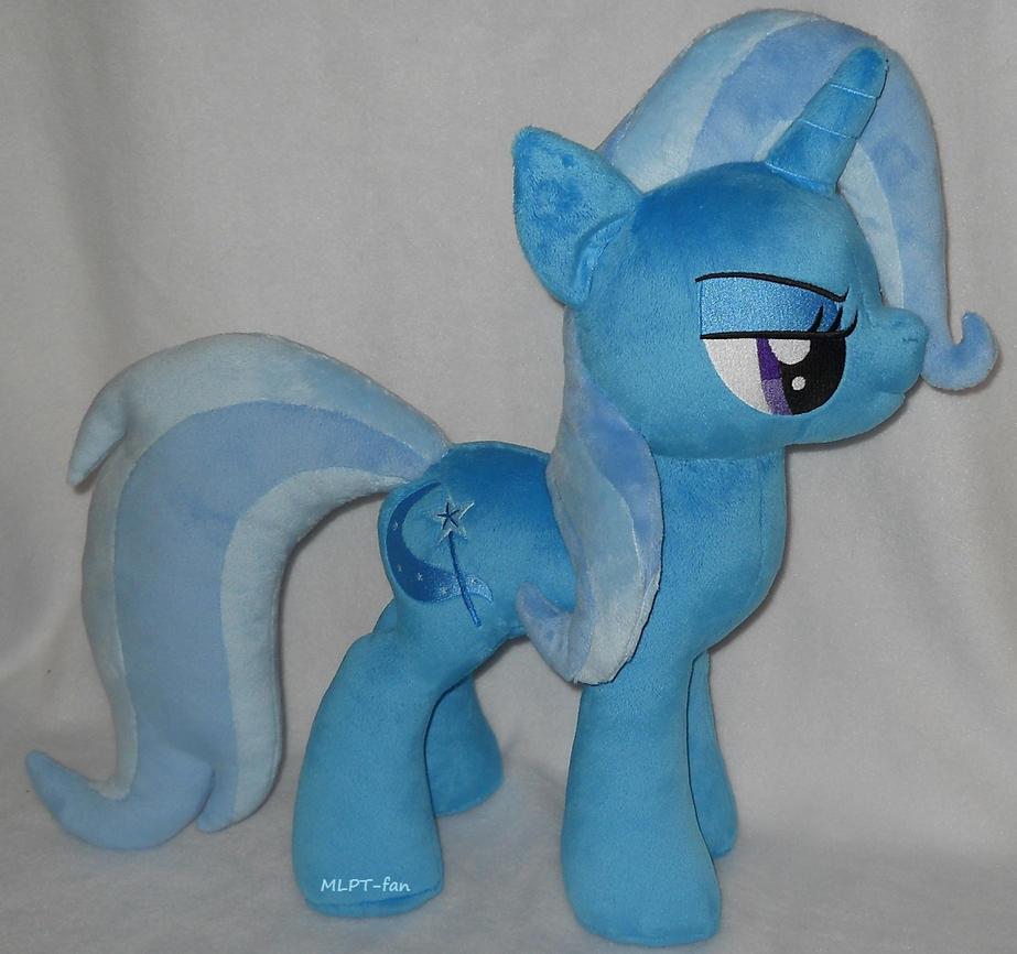 Trixie v2 by MLPT-fan
