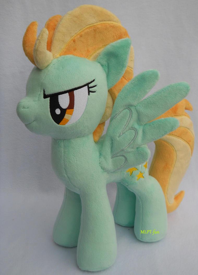 Lightning Dust by MLPT-fan